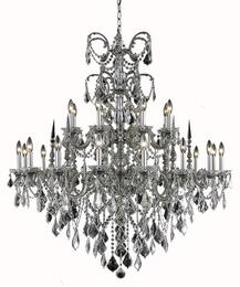 Elegant Lighting 9724G44PWRC