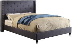 Furniture of America CM7677BLCKBED