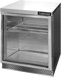 Continental Refrigerator SW27GDFB