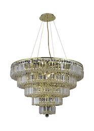 Elegant Lighting 2036D30GRC