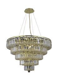 Elegant Lighting 2036D30GRC