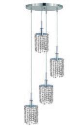 Elegant Lighting 1284DRRCLSS