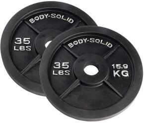 Body Solid OPB35SET
