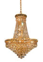Elegant Lighting 2527D22GEC