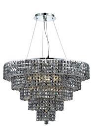 Elegant Lighting 2037D30CSSRC