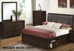 Glory Furniture G1225BQSBDM