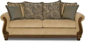 Simmons Upholstery 811504QEOUTBACKANTIQUE