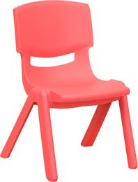 Flash Furniture YUYCX003REDGG