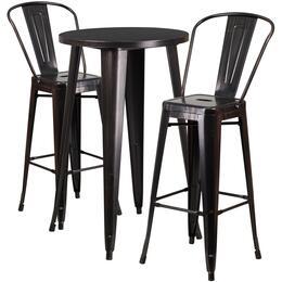 Flash Furniture CH51080BH230CAFEBQGG