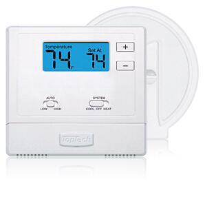 Wireless PTAC Thermostat
