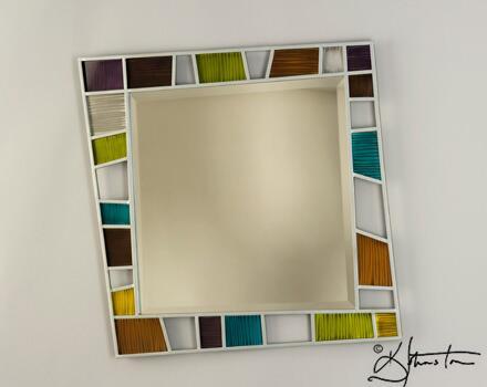 Nova 3710126 Colored Windows Series  Mirror