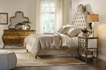 Hooker Furniture Sanctuary 4 Piece King Size Bedroom Set