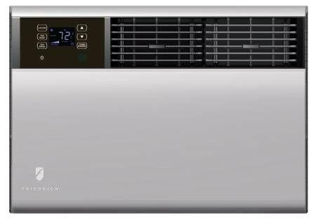 Friedrich EQ08N11 Window or Wall Air Conditioner Cooling Area,