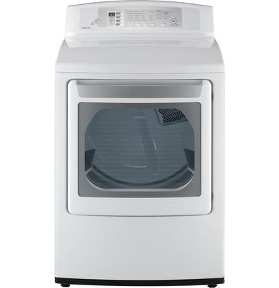 """LG DLG4802W 27"""" Gas  Gas Dryer with  5 Temperature Settings 