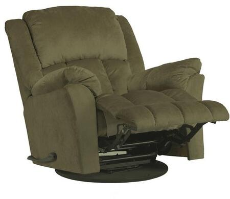 Catnapper 45165183125 Gibson Series Contemporary Suede Metal Frame  Recliners