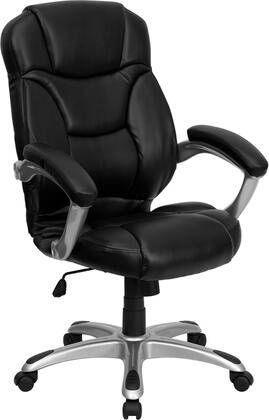 "Flash Furniture GO725BKLEAGG 27.5"" Contemporary Office Chair"