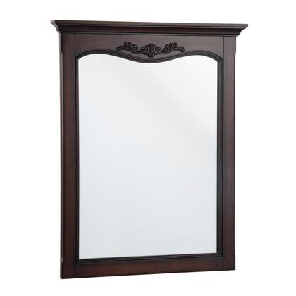 Foremost ASCM2632  Rectangular Portrait Bathroom Mirror