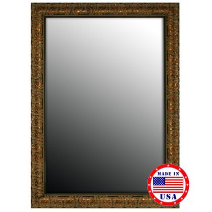 Hitchcock Butterfield 80600X 2nd Look Olde World Copper Framed Wall Mirror