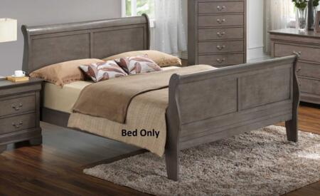 Glory Furniture G3105AFB  Full Size Sleigh Bed