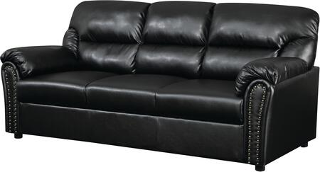 Glory Furniture G263S  Stationary Bonded Leather Sofa