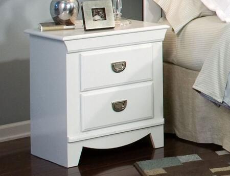 Standard Furniture 54807  Rectangular Wood Night Stand