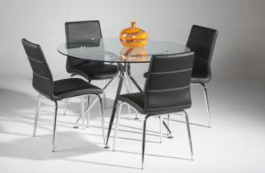 Chintaly GAIL5PIECESET Gail Dining Room Sets