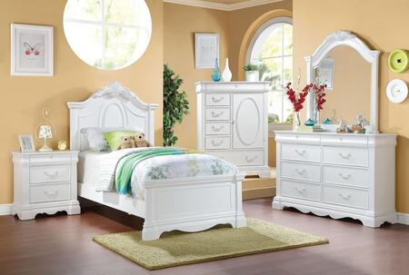 Acme Furniture 30240T5PC Bedroom Sets