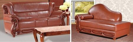 Meridian 632BRSCH Bella Living Room Sets
