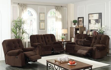 Acme Furniture 51145SLR Nailah Living Room Sets