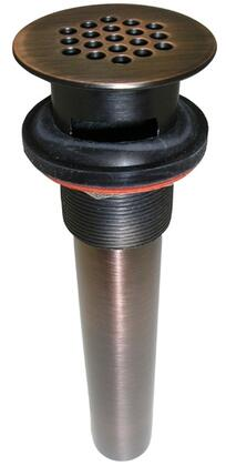 Barclay 5600 Grid Drain with Overflow:
