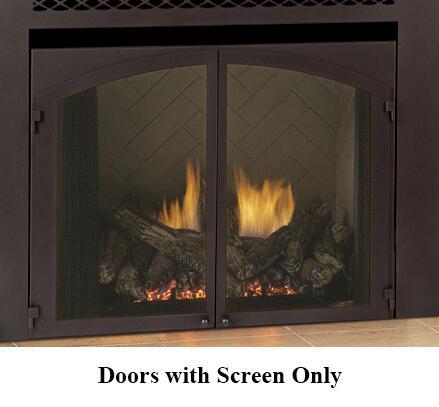 Door and Screen Only