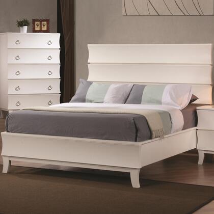 Coaster 202291KE Holland Series  King Size Platform Bed