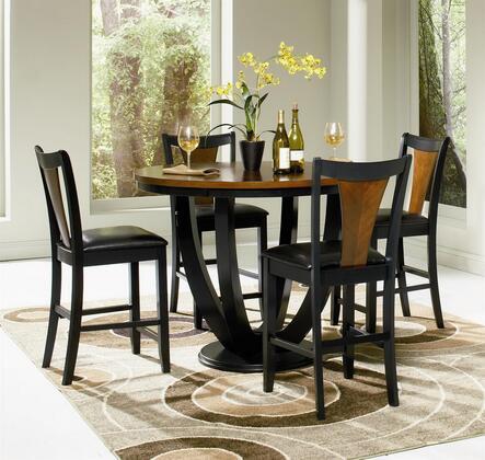 Coaster 102098SET5 Boyer Dining Room Sets