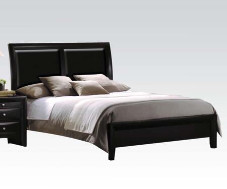Acme Furniture 04152EK Ireland Series  King Size Platform Bed
