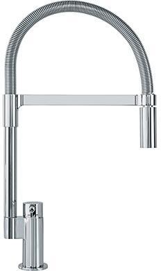 Franke FF29 Manhattan Series Pull-Down Spray Faucet in