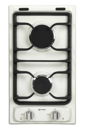 "Verona VEGCT212FB 12""  Bisque Gas Sealed Burner Style Cooktop"