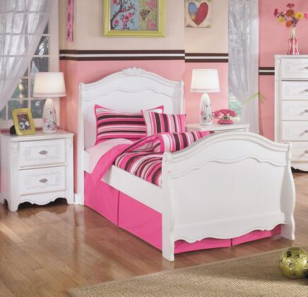 Milo Italia BR274TSBBEDROOMSET Woodard Twin Bedroom Sets