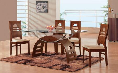 Global Furniture USA 735pcSet Global Furniture USA Dining Ro