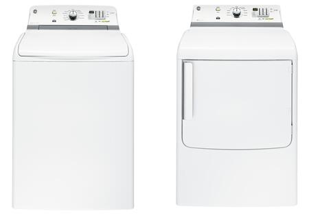 GE 337226 Washer and Dryer Combos