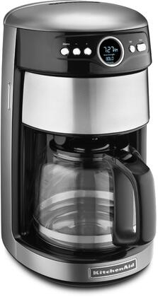 Kitchen Aid KCM1402 14 Cup Coffee Maker with Digital LED Display, Variable Brew Strength Selector, Removable Water Tank, 24-Hour Programmability, and Pause and Pour, in