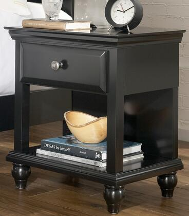 Signature Design by Ashley B58091 Owingsville Series Rectangular Wood Night Stand