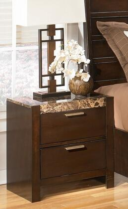 Signature Design by Ashley B47492  Wood Night Stand