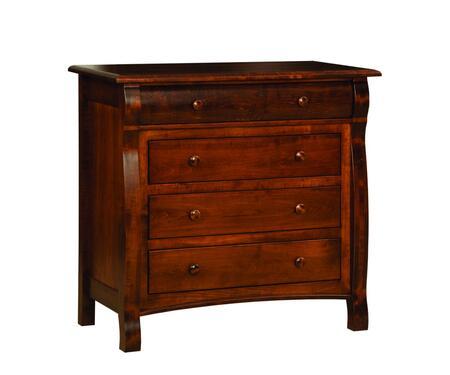 Chelsea Home Furniture 354230  Wood Dresser