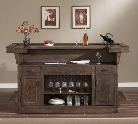 "American Heritage 600059RB 29.5"" Home Bar,"