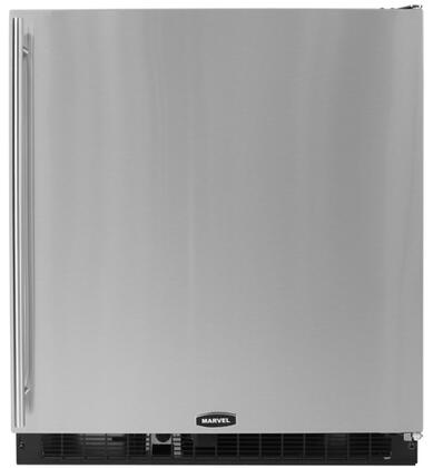Marvel 80RFBSFR  Built In Counter Depth Compact Refrigerator with 7.16 cu. ft. Capacity, 2 Wire Shelves