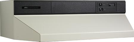 "Broan 88000 Series 8830 30"" Under Cabinet Range Hood with 360 CFM Internal Blower, Infinite Speed Slide Control and Convertible to Non-Ducted Operation in"