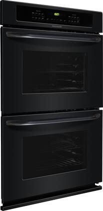 Frigidaire Ffet2725pb 27 Inch Double Electric Wall Oven