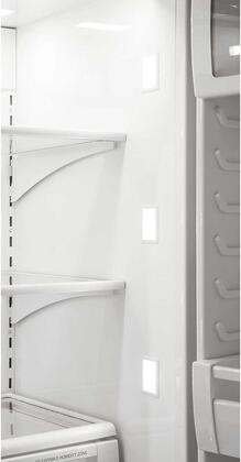 """Marvel MP42SS2x 42"""" Professional Side-by-Side Refrigerator with 25.32 cu. ft. Capacity, Dynamic Cooling Technology, Digital Controls, Moisture Control Evaporator and Anti-Clog Condenser, in"""