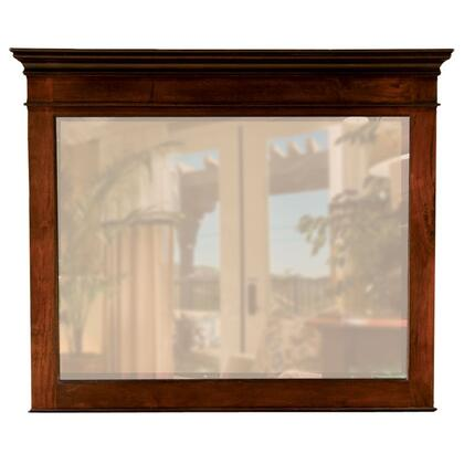 Home Trends & Design FJAMR61  Rectangular Landscape Mirror
