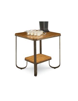 Lane Furniture 1202707 Bradford Series Traditional Rectangular End Table